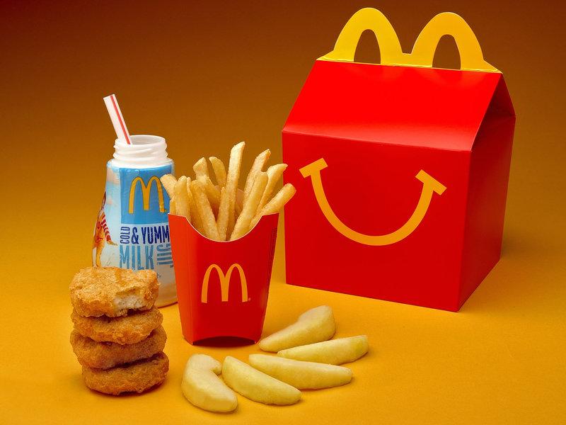 Happy Meals, McDonald's, Kids