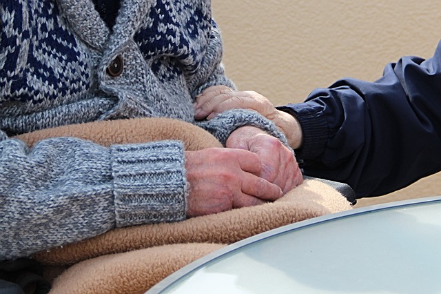 Care, Human Love, Age, Disease, Old Seniors, Health